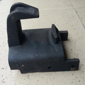 Steel plate seat assembly of SANY mixer truck