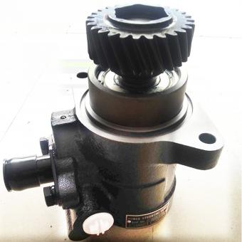 Power steering pump assembly for SANY mixer truck
